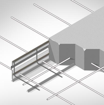 Avstängare för betong